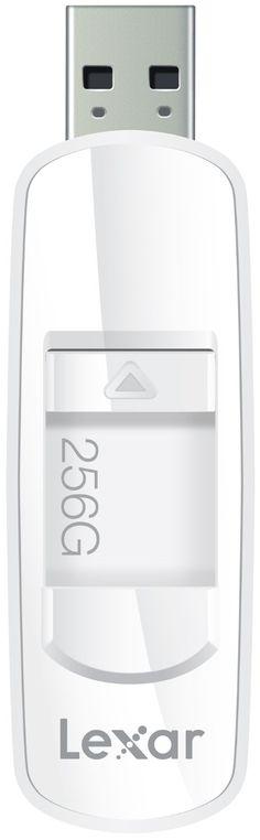 Amazon.com: Lexar JumpDrive S73 256GB USB 3.0 Flash Drive LJDS73-256ABNL (White): Computers & Accessories