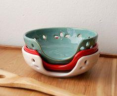 apoya cucharas de ceramica