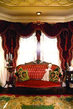 Victorian Home Sofa