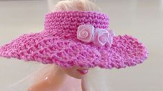 How To Make A Spring Hat For Your Doll - DIY Crafts Tutorial - Guidecentral