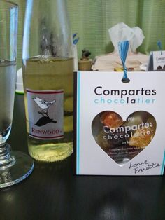 スペシャルワインフェスタで一目惚れ、デザートワイン初購入の記念の一本  レンウッド・オレンジマスカット