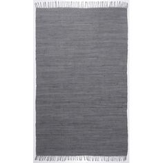 You'll love the Happy Cotton Hand-Woven Grey Area Rug at Wayfair.co.uk - Great Deals on all Home Furnishings  products with Free Shipping on most stuff, even the big stuff.