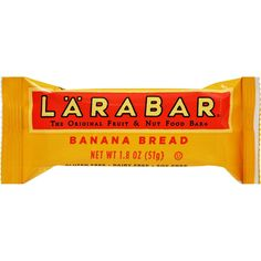 Larabar - Banana Bread - 1.8 Oz - Case Of 16