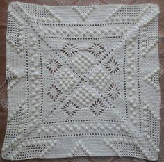 Crochet Bedspread ... покрывало