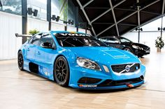 Volvo S60 polestar, not into that color, matte black or silver grey would be better