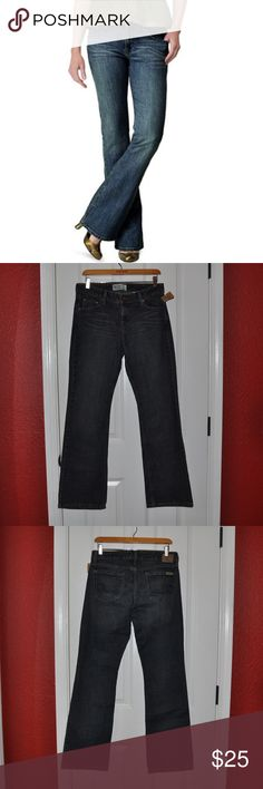 New LEVI'S Low Rise Slim Fit Boot Cut Jeans NWT B4 size 11 medium inseam 32 new with tags color: dark indigo  low rise slim fit boot cut classic five-pocket style zipper & button closure  @cjrose25 Signature by Levi Strauss Jeans Boot Cut