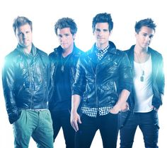 Anthem Lights... Super cute, love Jesus, can sing, and have great hair... What more could you want??:)