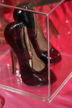Bettie Page's Heels!! #fantacy #fancy #ecommerce http://www.fancyclone.net