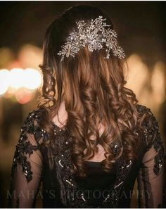 Women Hairstyles For Round Faces Kashees Hairstyle, Bride Hairstyles, Trendy Hairstyles, Shag Hairstyles, Pakistani Bridal Hairstyles, Pakistani Wedding Outfits, Pakistani Hair, Front Hair Styles, Curly Hair Styles