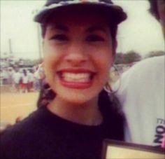 Selena Quintanilla Perez, Beautiful, Smile, Laughing