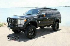 Prestige Ford presents RAD-Rides custom vehicles including this new Ford Excursion Conversion Jeep Truck, 4x4 Trucks, Diesel Trucks, Custom Trucks, Lifted Trucks, Ford Trucks, Lifted Dually, Ford Excursion Diesel, Future Trucks