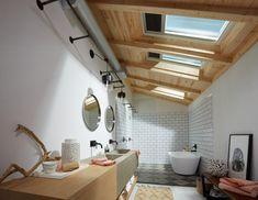 Come rendere più luminoso il bagno