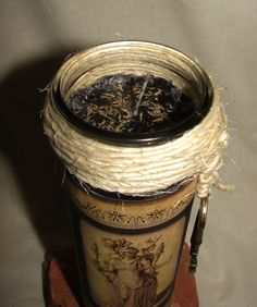 Hecate Seven Day Fixed Candle - Creole Moon