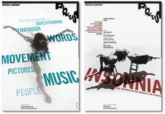 Famous graphic design companies: Pentagram