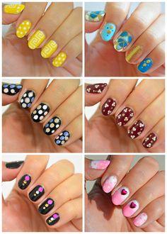 Nails Context nail art