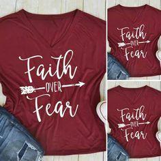 Faith over fear