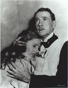 Clifton Webb Clifton Webb and Barbara