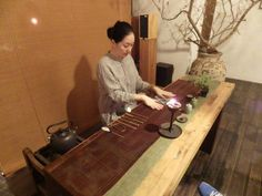 The beauty of Taiwanese tea ceremony