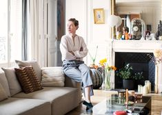 A True Home: Edwina's Charming Interior