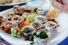 Realmente sabes comer sushi? Estas son las 5 cosas que jamás deberías hacer