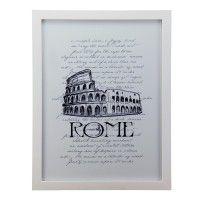 Quadro Elegance Rome - Col. exclusiva