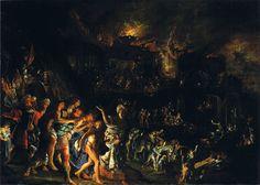 Adam Elsheimer - Der Brand von Troja (Alte Pinakothek).jpg