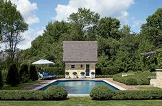 Greener Acres -  Pool House in Chicago