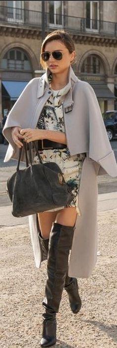 396Purse – Balmain Shirt and skirt – Balenciaga Sunglasses – Oliver Peoples Shoes – Hermes