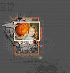 loving this pumpkin carving page from Connie at DesignerDigitals!