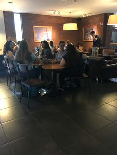 The Starbucks coffee shop located in the MacVittie College Union is a popular spot for students to socialize and get work done while enjoying coffee, tea, and snacks.
