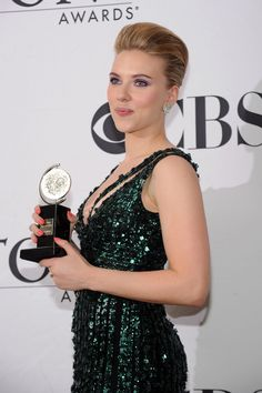 American Actress Scarlett Johansson ...  hollywood celebrity...