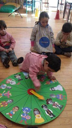 Hora de Brincar e de Aprender