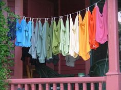 Architect Andrus Burr Laundry Drying, Doing Laundry, Diy Interior Home Design, Washing Lines, Laundry Lines, Clothes Lines, Fresh And Clean, Love And Light, Lisbon