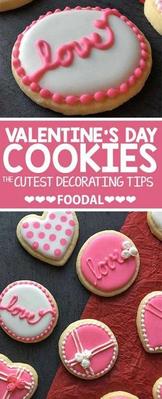 Want to make something sweet for your sweetie on Valentine�s Day? Take a bite into our tutorial for making themed sugar cookies with royal icing. Use our easy techniques to create designs that are sure to make their hearts melt. Read more now on Foodal.