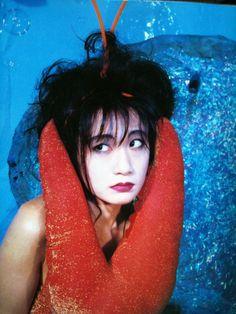 Jun Togawa | #musicians #singers #1980s #juntogawa #photograph