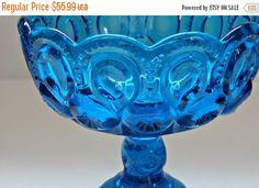 on sale vintage yosemite aqua blue compote by PlasticPinkFlamingos integrityteam integrity #vintagefinds