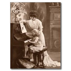 Deals Vintage Teaching Child Piano Music Postcard today price drop and special promotion. Get The best buy