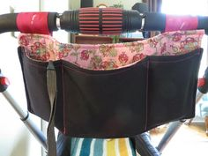 Red House Tales: Stroller Caddy DIY
