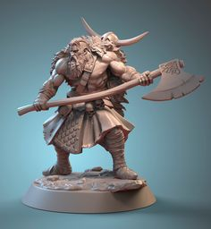 ArtStation - KRAVYN The Runelords - tabletop game miniature Raul Garcia Latorre Anatomy Sculpture, Art Sculpture, Modelos 3d, Art Courses, Tabletop Games, 3d Character, Creature Design, Dungeons And Dragons, Lord