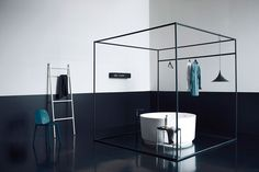 Beautifully styled bathroom concept by Studiopepe