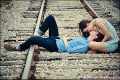 train tracks:)