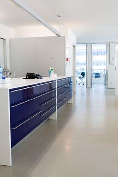 #dentalartitaly #dentaloffice #dentalartitalyepta MOSER Dental Clinic - ITALY #ral5022