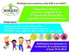 Este Día del Niño tu cooperación puede hacer felices a varios niños en situación vulnerable de 3 comunidades que visitaremos en Querétaro. Ayúdanos!