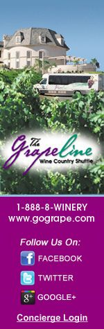 The Grapeline - The Wine Country Shuttle - Temecula Valley Winery Tours - Vineyard Picnic Tour $118 person, 4 wineries and picnic lunch included.