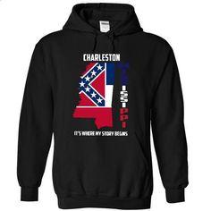 Charleston, Mississippi - Its Where My Story Begins - make your own shirt #tee #teeshirt