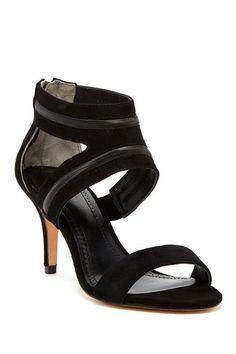 Pour La Victoire Belz Chain Trim Dress Sandal by Non Specific on @HauteLook