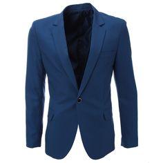 Mens Slim Fit Premium Casual Blazer Jacket (BJ212)