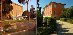 Villa Fontelunga Arezzo, beautiful villa in the backyard of my husbands family estate