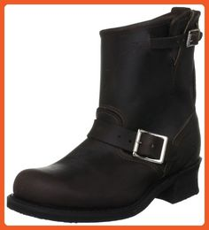 FRYE Women's Engineer 8R Ankle Boot, Gaucho, 8.5 M US - Boots for women (*Amazon Partner-Link)