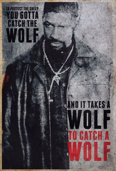 """""""To protect the sheep, you gotta catch the wolf…"""" Custom movie poster for Training Day starring Denzel Washington and Ethan Hawke. Old Movie Posters, Movie Poster Art, Poster Wall, Tv Show Quotes, Film Quotes, Iconic Movies, Top Movies, Denzel Washington Training Day, Movies"""